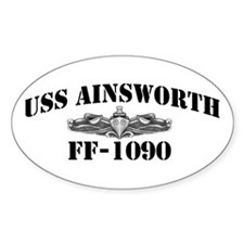USS AINSWORTH Decal