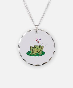Toadally Cute Necklace