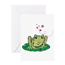 Toadally Cute Greeting Cards
