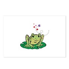 Toadally Cute Postcards (Package of 8)