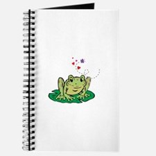 Toadally Cute Journal