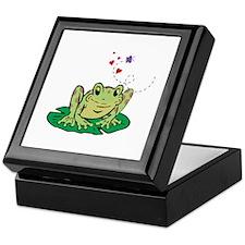 Toadally Cute Keepsake Box