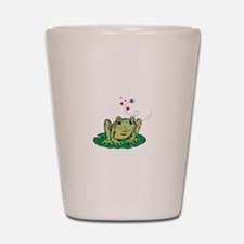 Toadally Cute Shot Glass