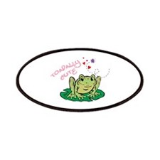 TOADALLY CUTE Patches