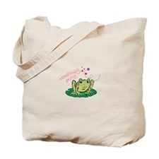 TOADALLY CUTE Tote Bag