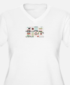 May Cause Memories - In The Plus Size T-Shirt