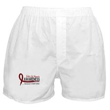 Sickle Cell Anemia Awareness2 Boxer Shorts