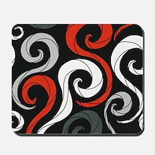 Swirls Mousepad