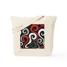 Swirls Tote Bag