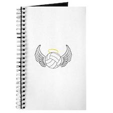Volleyball Angel Journal
