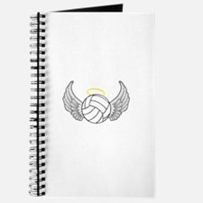 Volleyball Angel Journal