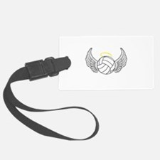 Volleyball Angel Luggage Tag