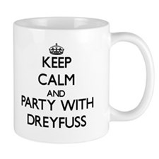 Keep calm and Party with Dreyfuss Mugs