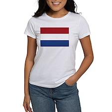 Netherlands Flag Tee