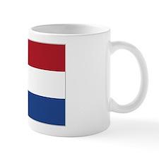 Netherlands Flag Mug