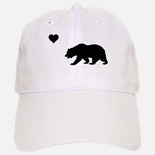 California Love Flag (black)) Baseball Baseball Cap