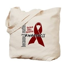 Sickle Cell Anemia Awareness1 Tote Bag