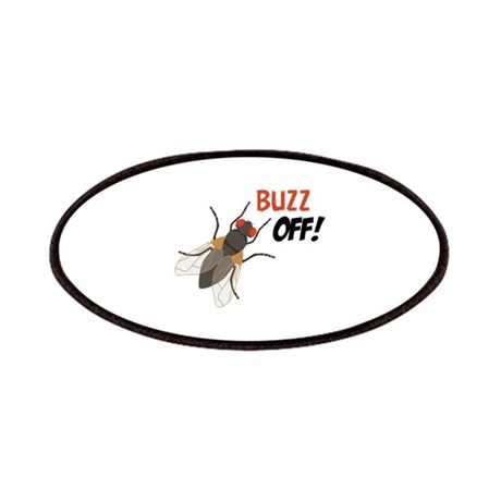 BUZZ OFF! Patches