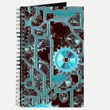steampunk,gears Journal