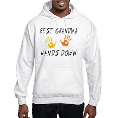 Best Grandma Hoodie