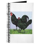 La Fleche Rooster and Hen Journal