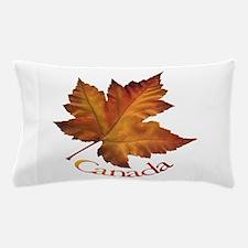 Canada Maple Leaf Pillow Case