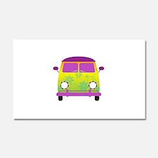 Groovy Van Car Magnet 20 x 12