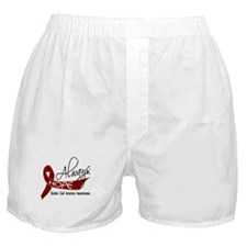 Sickle Cell Anemia AlwaysHope Boxer Shorts