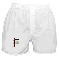 Real Estate Agent For Slae Boxer Shorts