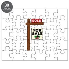 SOLD FOR SALE Puzzle