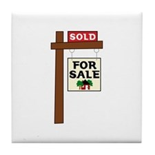 SOLD FOR SALE Tile Coaster