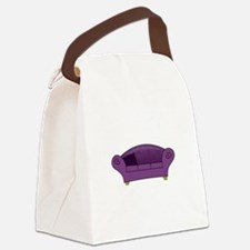 Couch Canvas Lunch Bag