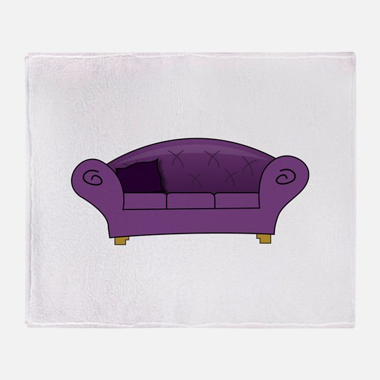 Couch Throw Blanket