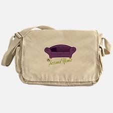 My Second Home Messenger Bag