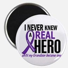 "Cystic Fibrosis Real Hero 2 2.25"" Magnet (10 pack)"
