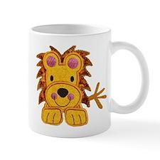 Cuddly Lion Mug
