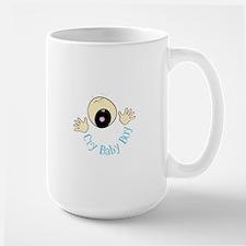 Cry Baby Boy Mugs