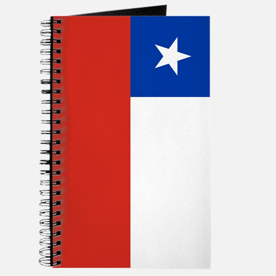 Chile Flag Journal