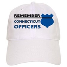 Remember Connecticut Officers Baseball Cap