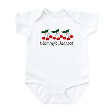 Mommy's Jackpot Infant Bodysuit