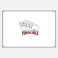 is this enough-meld PINOCHLE Banner