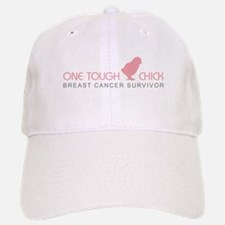 One Tough Chick Baseball Baseball Cap