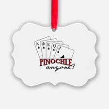 PINOCHLE amzone? Ornament