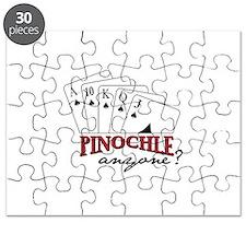 PINOCHLE amzone? Puzzle