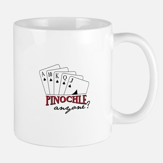 PINOCHLE amzone? Mugs
