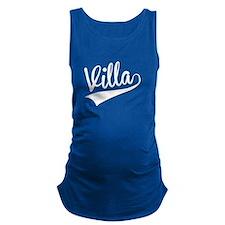 Villa, Retro, Maternity Tank Top