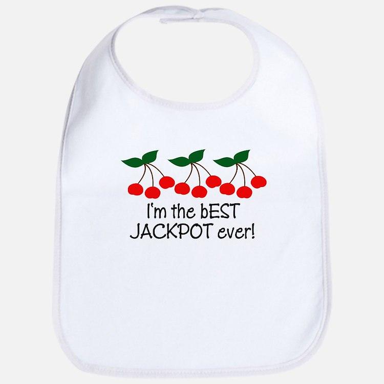 Vegas Best Jackpot Ever! Bib