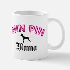 Min Pin Mama Mug
