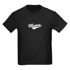 Villanova, Retro, T-Shirt
