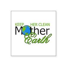 Keep Her Clean Sticker